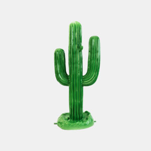 Cactus 170 cm résine