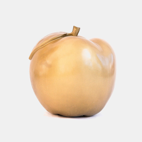 Pomme or résine