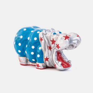 Hippo résine